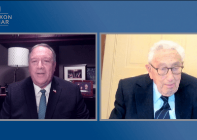 The Nixon Seminar – March 2, 2021 – Dr. Kissinger on Presidential Transitions
