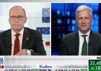 Robert O'Brien and Larry Kudlow on U.S.-China Relations