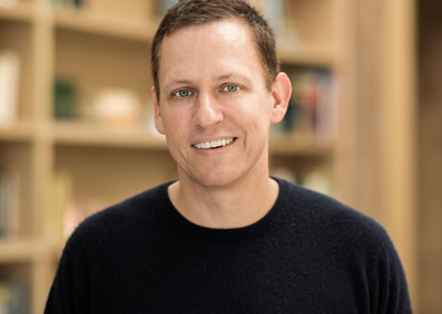 PayPal Co-Founder Peter Thiel Joins Nixon Seminar
